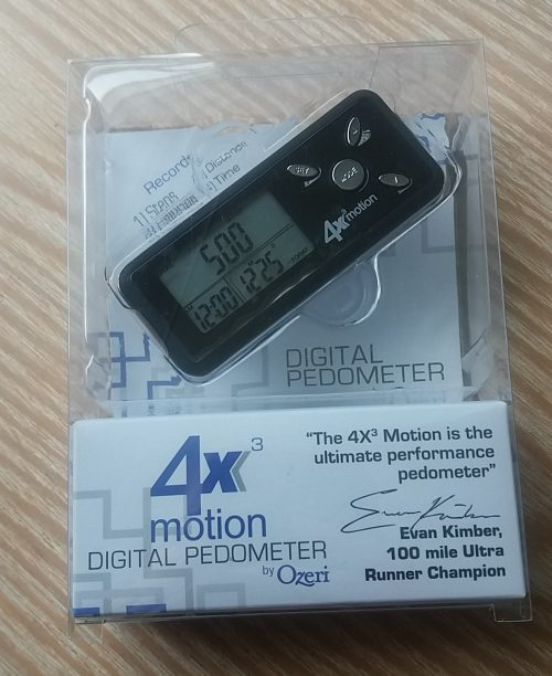 Ozeri Pedometer Family Clan Review