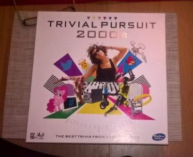 Trivial Pursuit 2000s Family Clan Him