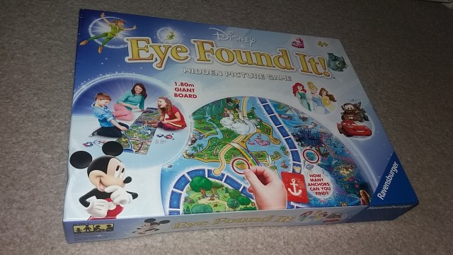 Disney Eye Found It Giveaway
