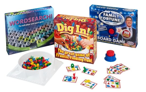 Dig In Wordsearch Family Fortunes Drumond Park