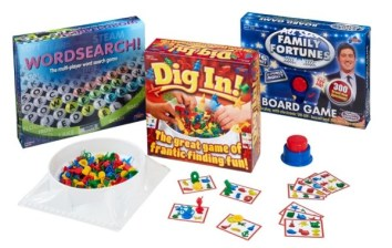 Dig In Wordsearch Family Fortunes Drumond Park Games