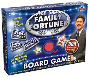 Drumond Park Family Fortunes Games