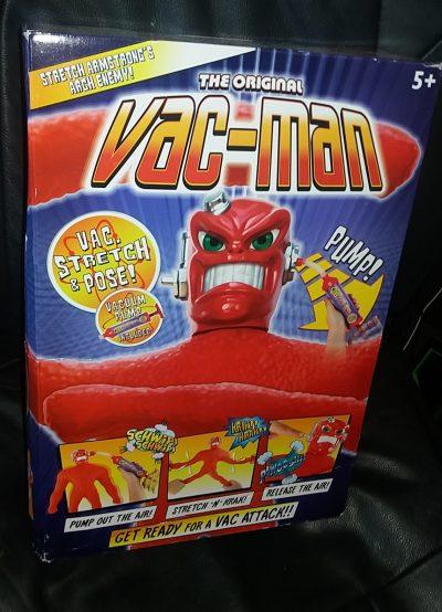 """The Original 14"""" Stretch Vac-Man Family Clan"""