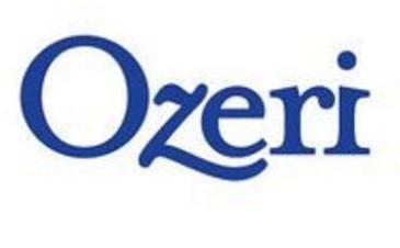 Ozeri Logo Hand Made Glasses Salt Pepper Grinders Grinder