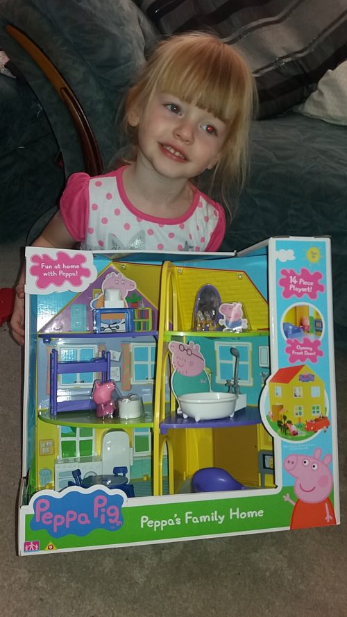 Peppa's Peppa Pig Family Home Review Family Clan
