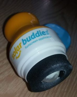 Solar Buddies - No Mess Sun Cream Applicator Family Clan
