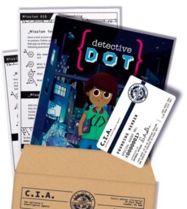 Detective Dot 1