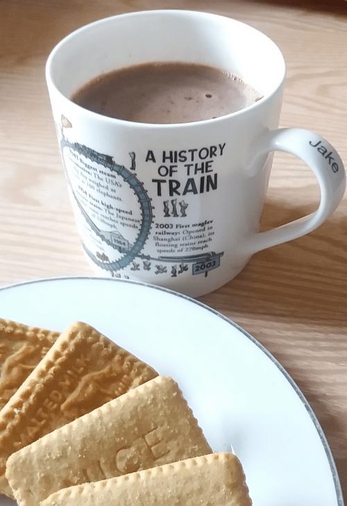 Family Clan Mclaggan mug review