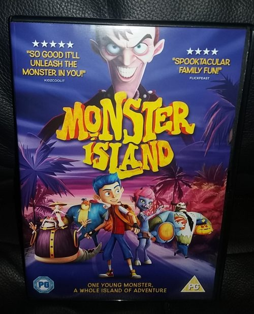 Monster Island DVD Family Clan Review