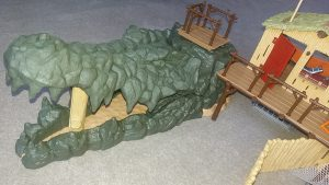 Family Clan Croco Jungle Research Station Schleich Review