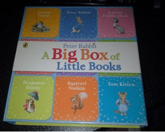 Beatrix Potter Big Box of Little Books