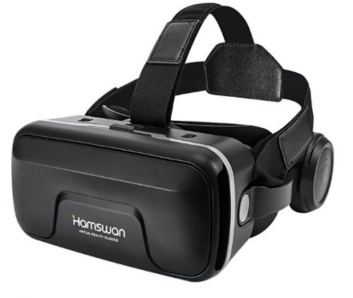 Hamswan VR Virtual Reality Headset Glasses Review