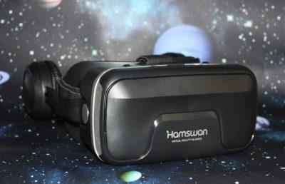 Hamswan Virtual Reality VR Headset Glasses Family Clan Him