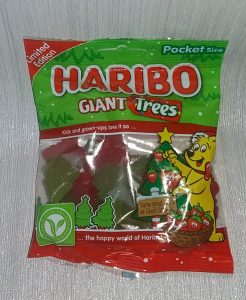 Haribo Christmas Collection Family Clan