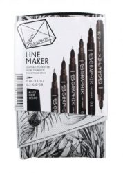Derwent Colour Pencils Line Maker Giveaway with Family Clan