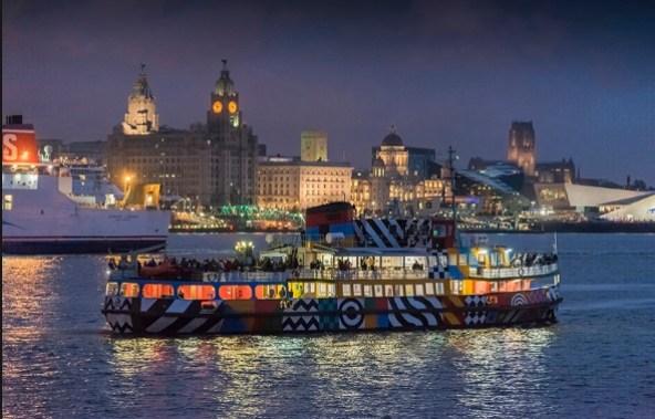 Mersey Ferries Summer Evening Cruise Cruises
