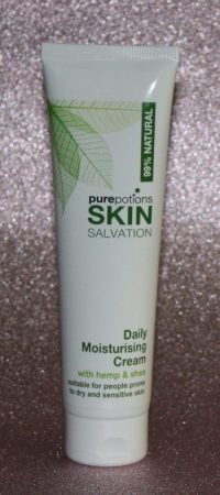 Pure Potions Skin Salvation Skincare Review Family Clan