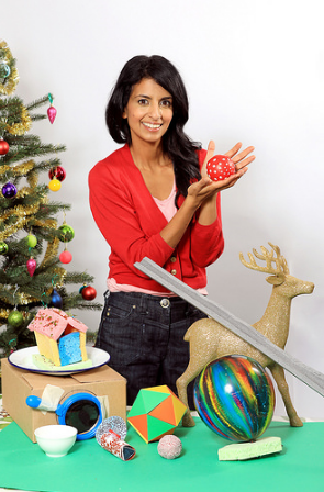 Konnie Huq STEM toys