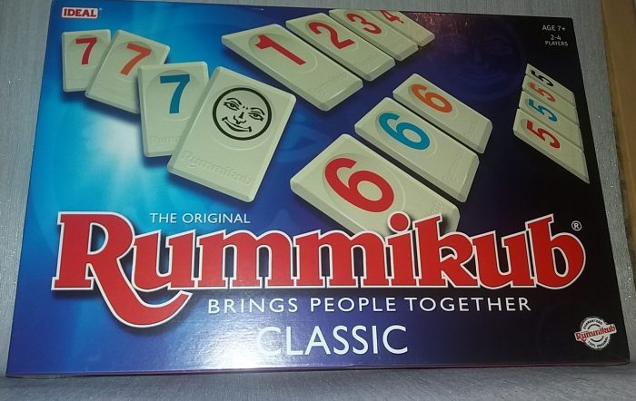 Rummikub Review by Family Clan