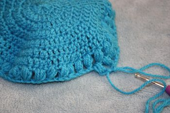 Crochet hats & a bag Family Clan