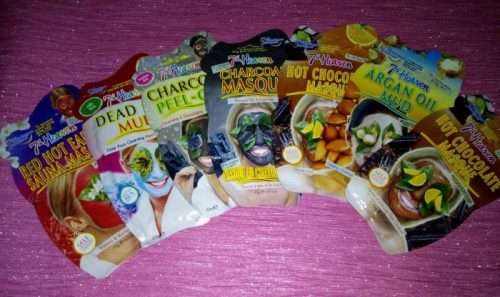 7th Heaven Face mask masks selection Review Family Clan