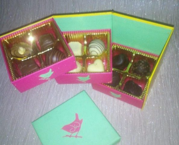 Jenny Wren cutest box of chocolate review by Family Clan
