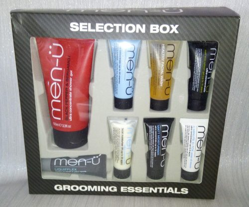 Men-u Grooming products Review Family Clan