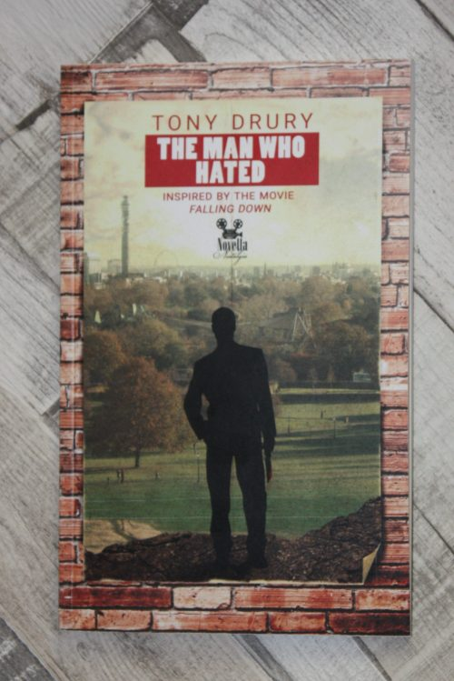 Tony Drury Nostalgic Novella The Man Who Hated Family Clan Book Review