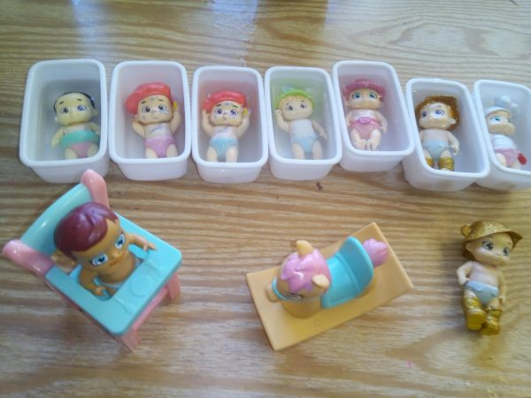 Zapf Creations Baby Secrets review by Family Clan