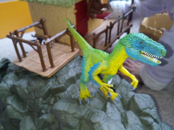Schleich Dinosaur Review Family Clan
