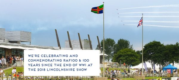 Lincolnshire Show 2018