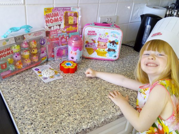 Num Noms national sandwich week