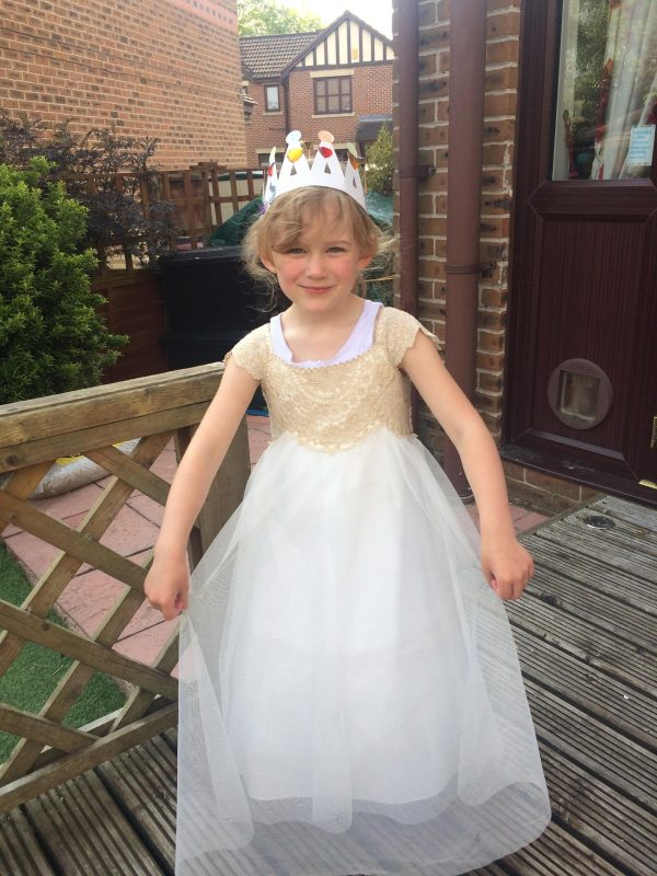 Olivia Royal Wedding Tea Party Letter to Prince Harry and Megan Markle Family Clan