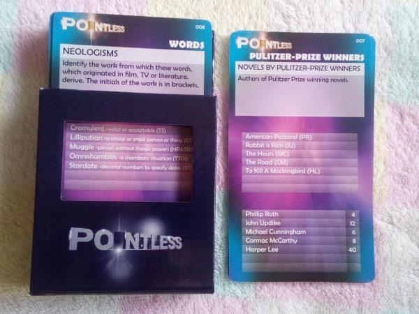 Pointless The Mini Game