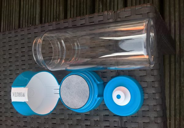 Brita Fill & Go Vital Water Filter Bottle Review Family Clan