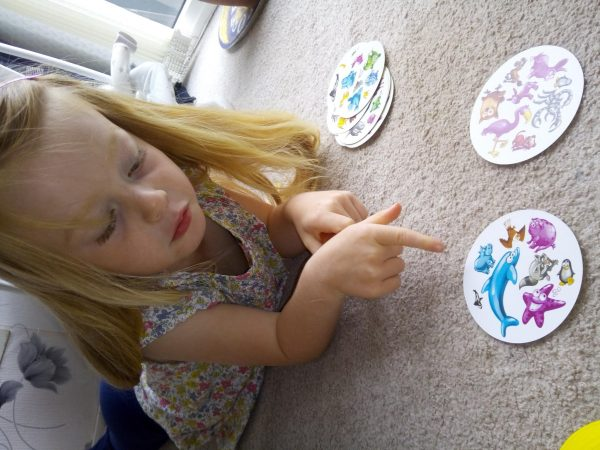 Dobble Animals Review - the quick thinking card game Family Clan