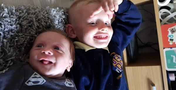 Logan and Jensen