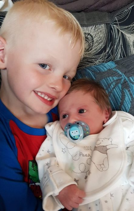 Mummy E and Baby Jensen Update May 2018 Family Clan