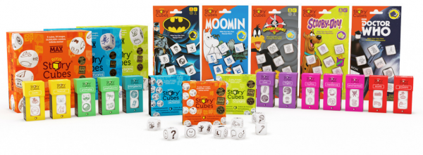Rory's Story Cubes - Story Telling Fun