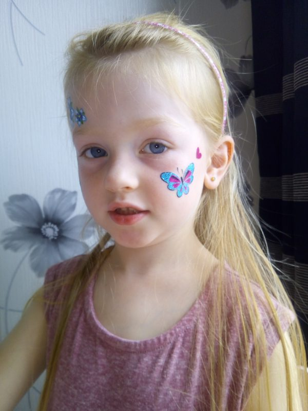 FabLab Festival Face Tattoos review by Family Clan