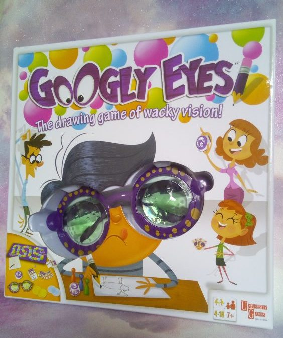 Googly Eyes Review By Family Clan 2