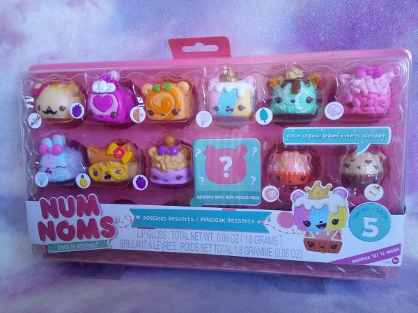 Num Noms series 5 Review by Family Clan