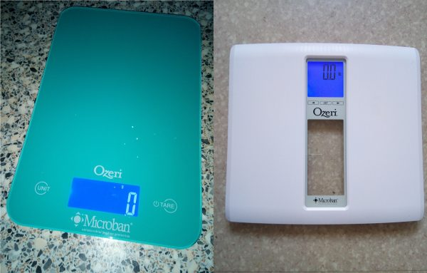Ozeri Touch II Digital Kitchen Scales 2