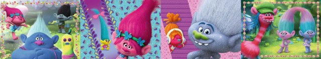 Trolls Puzzle by Ravensburger