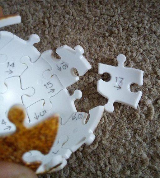 Ravensburger 3D Planetary Solar System Puzzle - Family Clan Blog