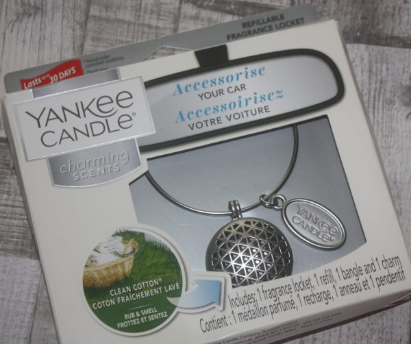 Yankee Candle Car Accessory Family Clan