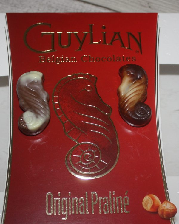 Guylian Chocolate Sea Horses Review Family Clan
