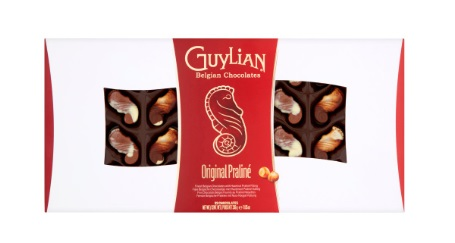 Guylian Chocolate Sea Horses Review