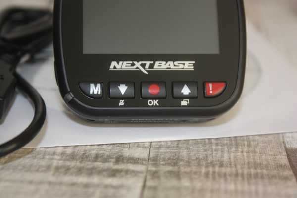 NextBase Dash Cam 112 Dashcam Review Family Clan