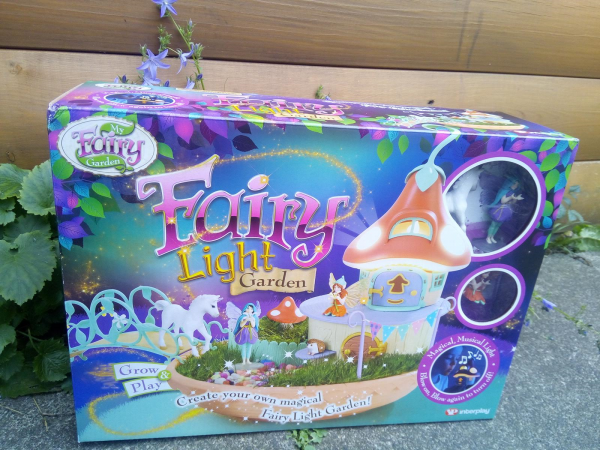 My Fairy Light Garden Review Family Clan
